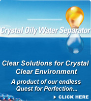 Crystal Oily Water Separator