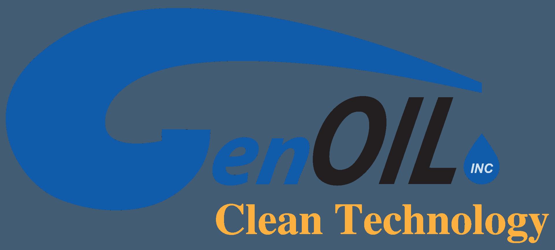 GenOil  Inc.